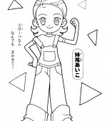 coloriage magical doremi 006